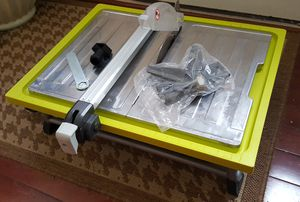Ryobi ZRWS722 7-Inch Portable Wet Tile Saw for Sale in Rockville, MD
