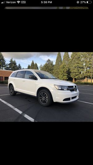 2017 Dodge Journey (26k miles!) for Sale in Vancouver, WA