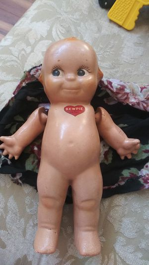 Antique ceramic doll for Sale in Mount MADONNA, CA