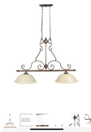 Home Decorators Collection Fairview 2-Light Heritage Bronze Ceiling Kitchen Island Light for Sale in Tempe, AZ