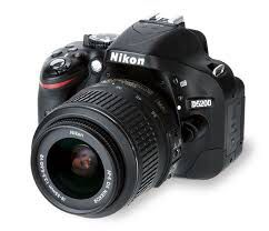 Nikon D5200 Digital SLR with 18-55mm & 55-200mm for Sale in Germantown, MD