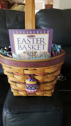 LONGABERGER EASTER BASKET 1996 for Sale in Scottsdale, AZ