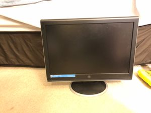 Westinghouse Computer Monitor w/cords for Sale in Rockville, MD