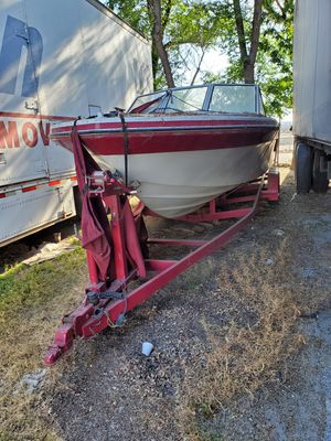 Boat with trailer. for Sale in Fontana, CA