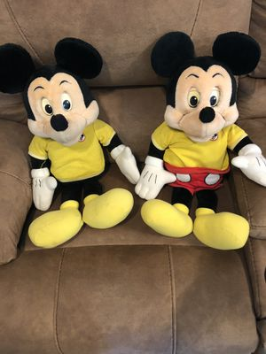 Mickey Mouse Worlds of Wonder Talking Doll. for Sale in Nashville, TN