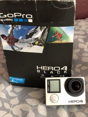 GoPro 4 black edition for Sale in Phoenix, AZ