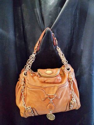 Juicy Couture Equestrian Page Boy Leather Shoulder Bag for Sale in Portland, OR
