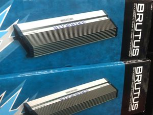 Hifonics Brutus amplifiers on sale today guarantee the lowest prices in Los Angeles please call or text for pricing for Sale in Gardena, CA