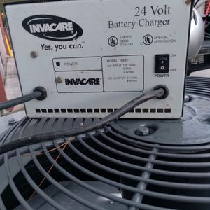 24 Volt Battery Charger for Sale in Pinellas Park, FL