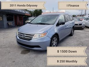 2011 Honda Odyssey - EX-L Minivan 4D for Sale in Miami, FL
