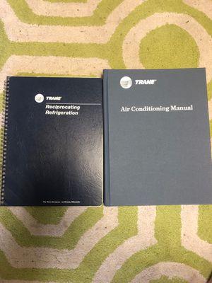 Trane AC manual and Refrigeration for Sale in Bradenton, FL
