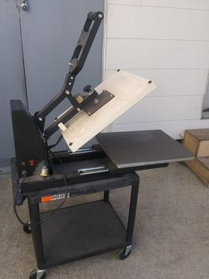 15x15 Heatpress and Cappress for Sale in Los Alamitos, CA
