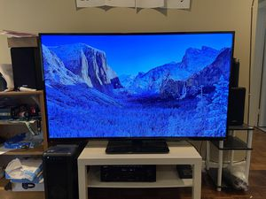 Visio 65 inch TV with TV Shelf Combo for Sale in San Diego, CA