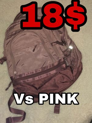 victorias secret pink backpack for Sale in Palmdale, CA