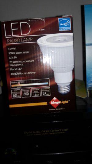 LED PAR30 LAMP for Sale in Boston, MA