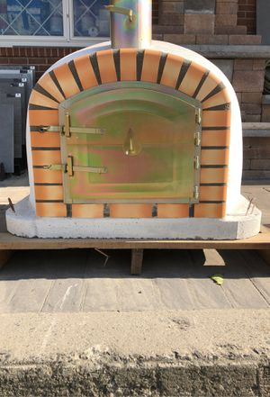 Wood Fired Pizza Oven for Sale in New Haven, CT