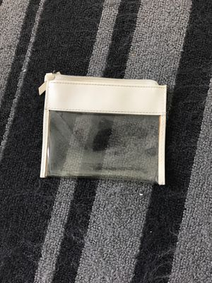 Small clear wallet for Sale in San Diego, CA