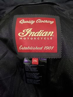 XXL indian motorcycle riding jacket for Sale in Bonney Lake,  WA