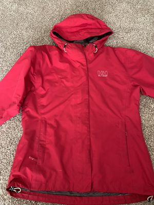Helly Hanson Rain Jacket for Sale in Silver Spring, MD
