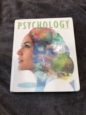 Psychology 10th Edition for Sale in Winsted, CT