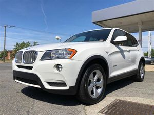 2012 BMW X3 for Sale in Fredericksburg, VA