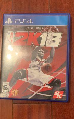 NBA 2K18 SHAQ EDITION for Sale in Chandler,  AZ