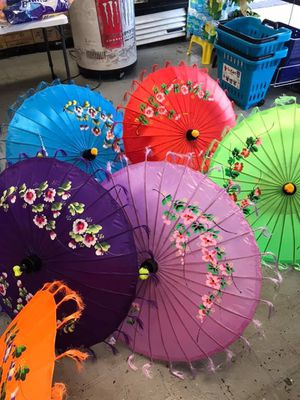 Burmese traditional umbrellas for Sale in Daly City, CA