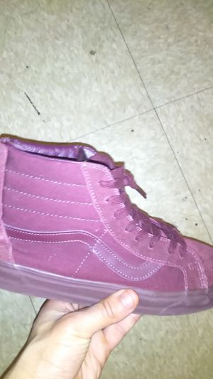 High top vans for Sale in Providence, RI