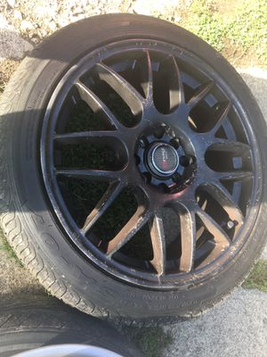 Rim and tires for Sale in Dunkirk, NY