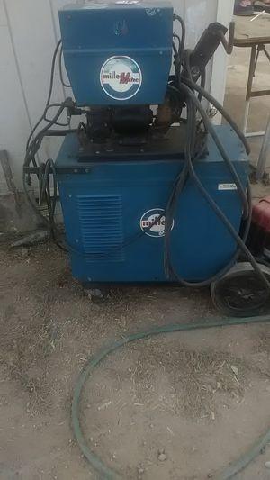 Miller Mattic welder (220) for Sale in Turlock, CA