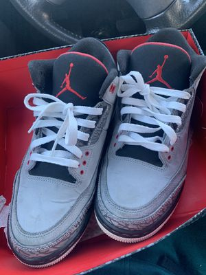 Air Jordan 3 for Sale in Lanham, MD