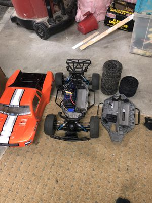 Traxxas slash 4x4 rc truck for Sale in Acton, MA