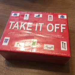 Board Game - Take It Off for Sale in Providence,  RI