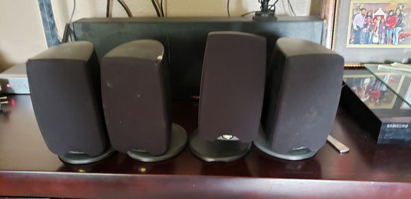 4 klipsch speaker asking $100 PRICE IS FIRM PICK UP ONLY NO TRADES NO HOLDS