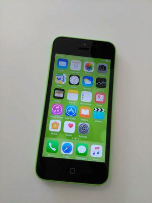 iPhone 5c, Factory Unlocked for Sale in Springfield, VA