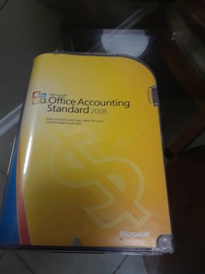 2008 Accounting Office Standard for Sale in St. Petersburg, FL