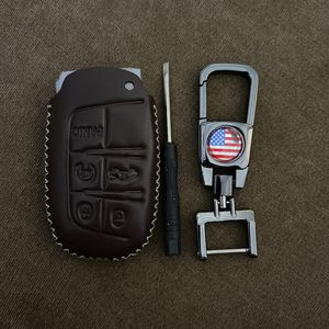 Jeep Car Key Cover (brown) for Sale in Buena Park, CA