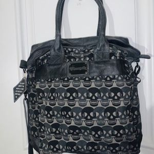 New!!! Loungefly Skull Tote bag RARE FIND for Sale in Orange, CA