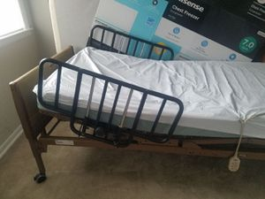Hospital bed used like new. for Sale in Alexandria, VA