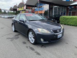 2007 Lexus Is350 for Sale in Tacoma, WA