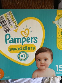 Pampers Size 2       156 for Sale in Raleigh, NC