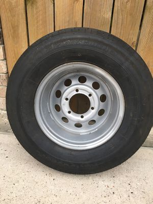 Trailer Tire for Sale in Houston, TX