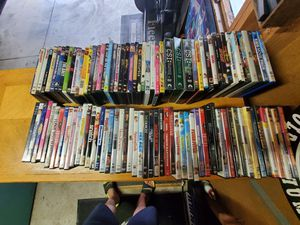 100 dvds buy all for $75 or 10 for $10 for Sale in Cuyahoga Falls, OH