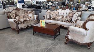 3 pcs living room set for Sale in Pomona, CA