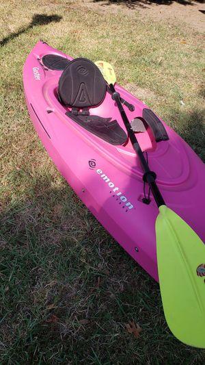 Emotion Guster Kayak for Sale in Richland Hills, TX