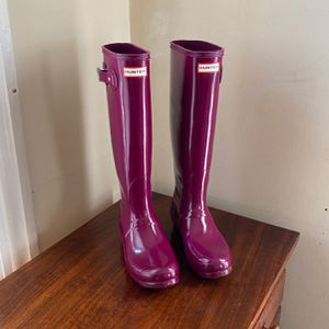 Hunter Tall Rain Boots for Sale in Emmaus, PA