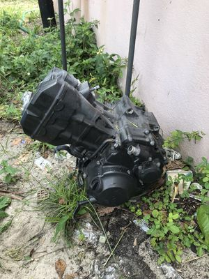 Honda bike engine for parts for Sale in Delray Beach, FL