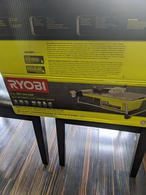 Wet Tile Saw for Sale in Fairfield, CA
