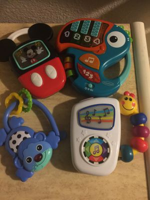 Baby music toys for Sale in Santa Ana, CA
