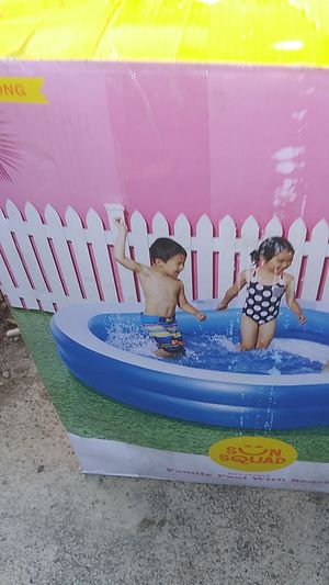 "7ft x 7 ft x 22"" Pool for Sale in Fairfield, CA"